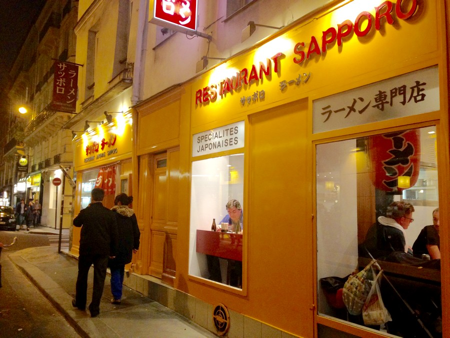 Restaurant japonais le sapporo estelle test for you - Restaurant japonais cuisine devant vous ...