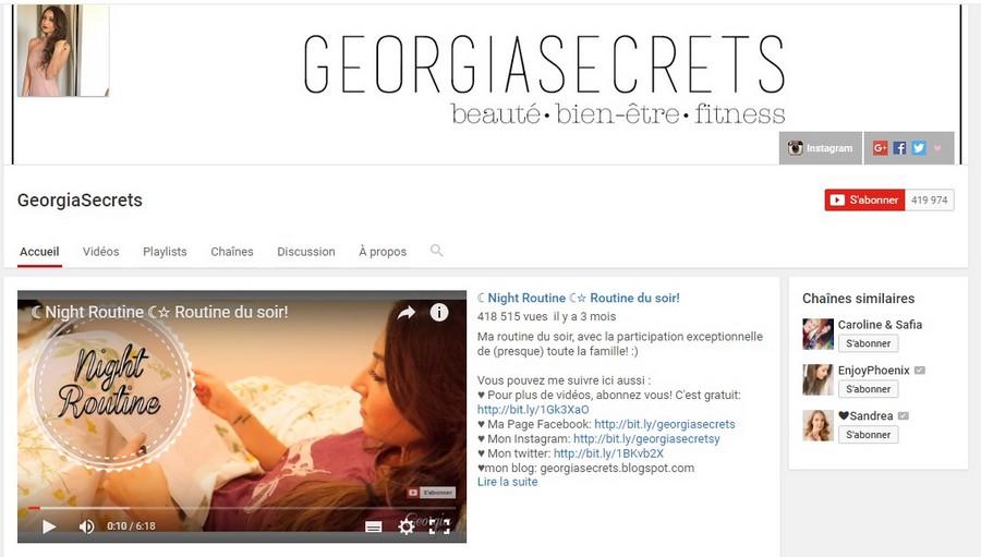 Georgiasecret