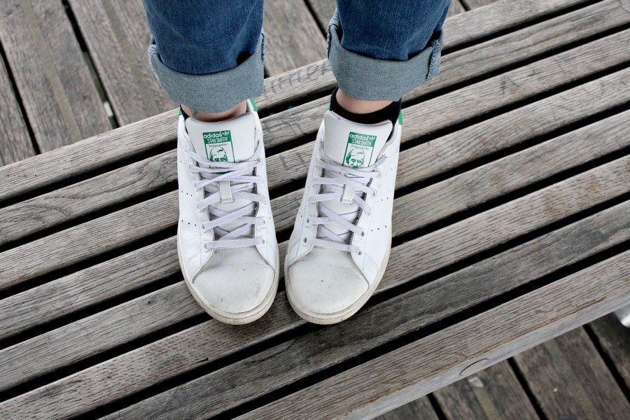Chaussures look